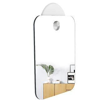 Fogless Shaving Mirrors For Bathroom Hanging Makeup Mirror Without Hook