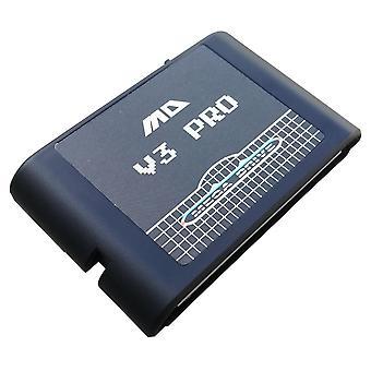 ميجا محرك برو MD لعبة كاسيت لSega لعبة لوحات المفاتيح