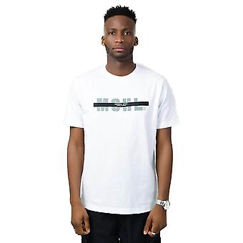 Marshall Artist Hybrid Tech T-Shirt - Branco