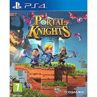 Jeu de Portal Knights PS4