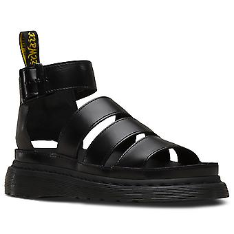 Naiset Dr Martens Clarissa II Avoin Toe Strappy Platform Cut Out Sandaalit
