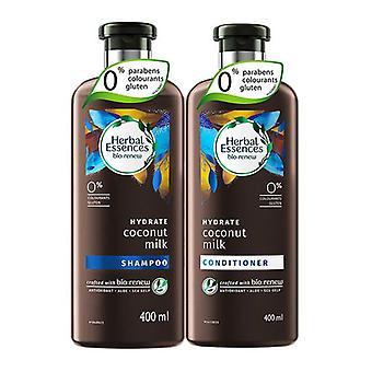 Herbal Essences Bio Renew Coconut Milk Shampoo & Conditioner