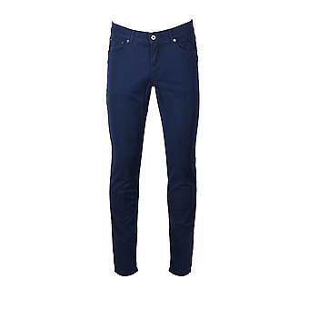 Brax Chuck 5 Pocket Cotton Jeans Navy