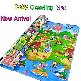Playmat Baby Play Mat For's Mat Rug Ontwikkelen Mat Rubber Eva Foam Play Dream