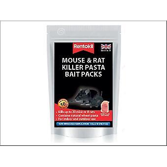 Rentokil Mouse & Rat Killer Pasta Bait x 10 FMR52