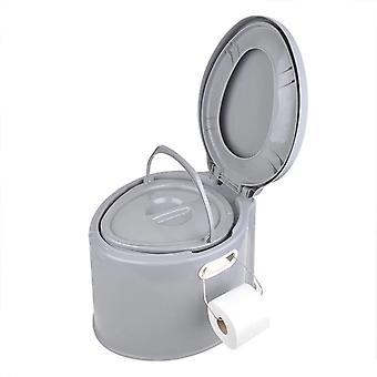 ProPlus Portable Toilet 7L Grey