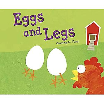 Eggs and Legs: Counting in� Twos (Nonfiction Picture Books: Know Your Numbers)