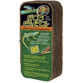 Zoo Med Substrato de Coco Eco Earth (Reptiles , Beds and Hammocks)