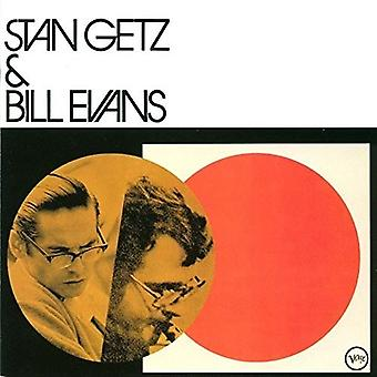 Stan Getz - & Bill Evans [CD] Usa import