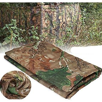 Multifunction Camo Hide Net For Decoy Hunting, Camping And Military Use