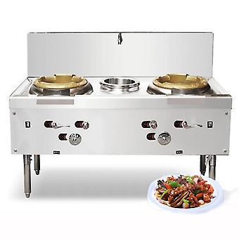 vertikal gass kommersiell platetopp wok brenner komfyr matlaging utvalg multifunksjon