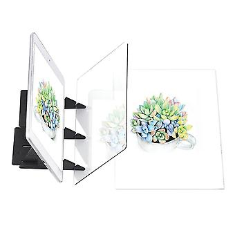 Optical Imaging Drawing Board Lens Sketch Mirroring Reflection/dimming Bracket