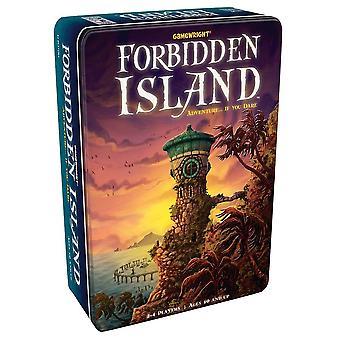 Gamewright kielletty saari peli