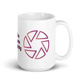 Coffee, Camera, Creativity - Photography Mug