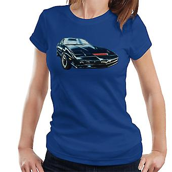 Knight Rider KITT Supercar Kvinnor' s T-shirt