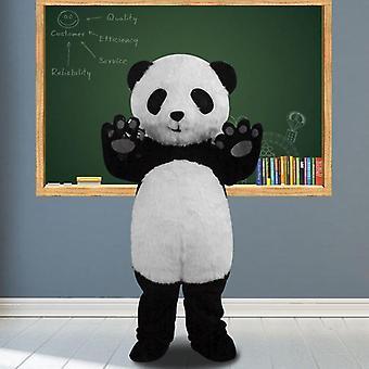 Panda Bear Costume Cartoon Character Mascot