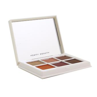 Snap shadows mix & match eyeshadow palette (6x eyeshadow) # 3 deep neutrals (spicy warm tones) 258812 6g/0.21oz