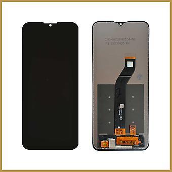 Til Motorola Moto G8 Power Lite Lcd-skærm Touch Screen Digitizer XT2055-2 Black