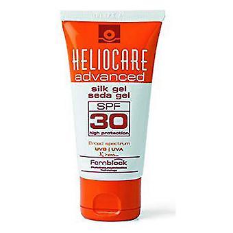 Facial Sun Cream Advanced Silk Heliocare Spf 30