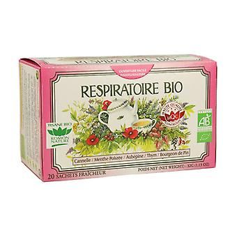Organic Respiratory Herbal Tea 20 infusion bags
