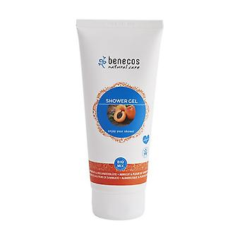 Apricot and Elderberry Bath Gel 200 ml of gel (Elder - Apricot)