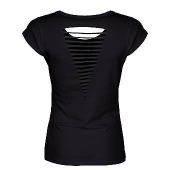 Grindstore Naisten/Naisten Pentagram Silmä T-paita