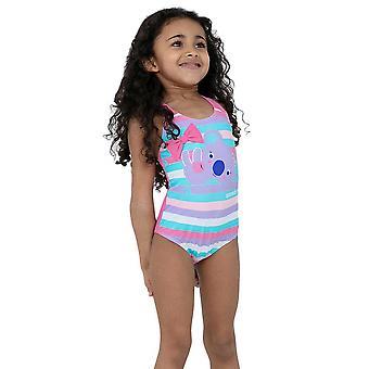Speedo Mädchen Koko Koala ein Stück Badeanzug