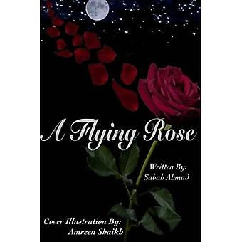A Flying Rose