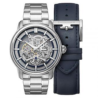 MEN's EARNSHAW ES-8126-33 Men's Watch - Steel Bracelet