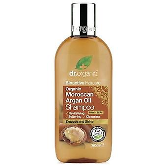 Champú Dr. Organic Marokkanisches Arganöl 265 ml