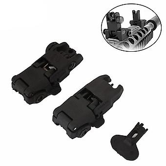 Mbus Gen 3 Backup Sights Voor & Achter Set W / Front Sight Tool