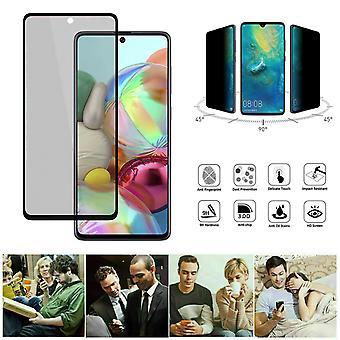 Samsung Galaxy A51 - Datenschutz gehärtetes Glas BildschirmSchutz