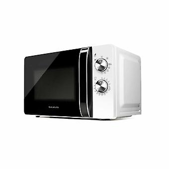 Microwave with Grill Taurus Fastwave Silver 800W (Refurbished A)