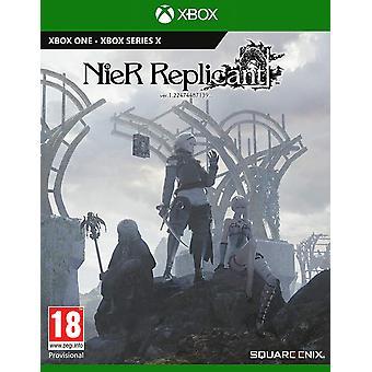 NieR Replikant ver.1.22474487139... Xbox One-spel