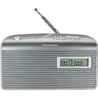 FengChun Music 7000 DAB+ Radio, grau/silber