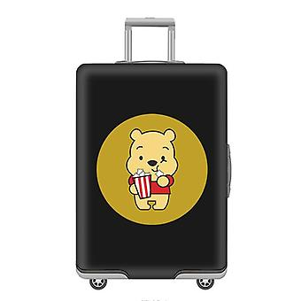 Nueva cubierta de equipaje, cubiertas protectoras de elasticidad para equipaje