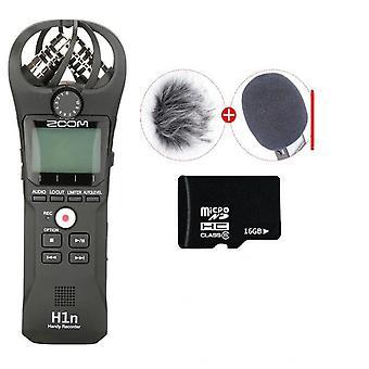 Handy Recorder Digital Camera Audio Recorder Interview Recording Stereo