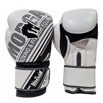 Morgan 14 Oz Aventus cuero guantes de boxeo