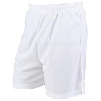 Presné útočné šortky 30-32 palcové Biele