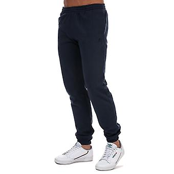 Men's Russell Athletic Elasticated Leg Pants in Blue