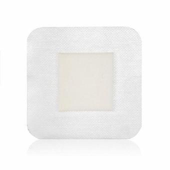 DermaRite Foam Dressing BorderedFoam 4 X 4 Inch Square Adhesive with Border Sterile, 1 Each