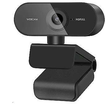Full HD 1080p Usb WebCam Auto Focus Mini Caméra Web avec micro
