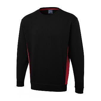 Uneek Two Tone Crew New Sweatshirt UC217