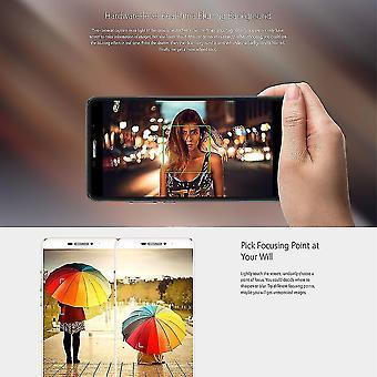 Blubooデュアル5.5インチ1920 * 1080pディスプレイデュアルリアカメラ指紋電話