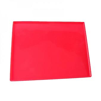 Rectangle Placemat Dog Puppy Pet Feeding Supplies Multicolor Optional