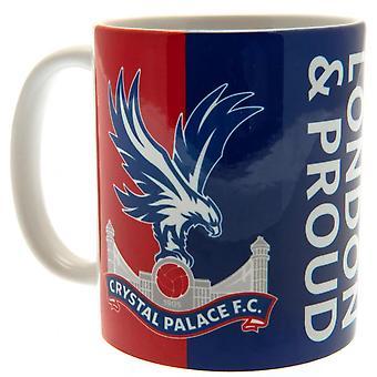 Crystal Palace FC South London Mug