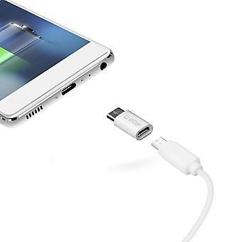 USB A to USB C Cable SBS TEADAPTC White