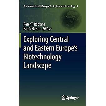 Exploring Central and Eastern Europe's Biotechnology Landscape: Transitioning the Life Sciences
