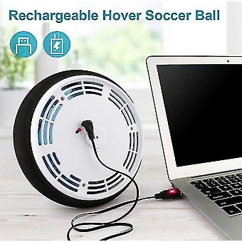 Caraele Kids Toys Hover Soccer Ball , Rechargeable Air Power Football Outdoor Led Soccer Disk Toy