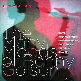 ベニー ・ ゴルソン - ベニー ・ ゴルソンの多くの気分 [CD] USA 輸入